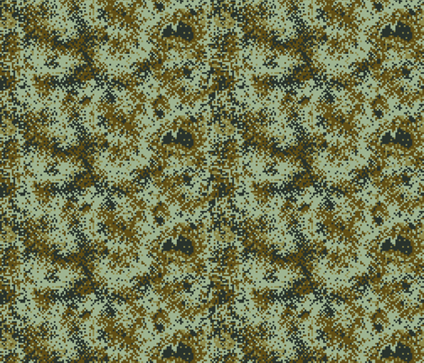Sixth Scale Latvian Universal Digital Camo fabric by ricraynor on Spoonflower - custom fabric