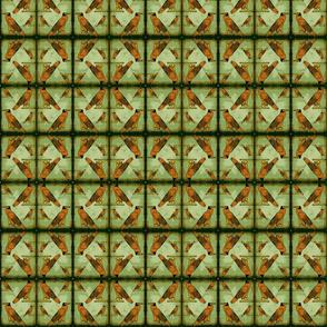 Egyptian Falcon (Green)