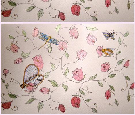rosebud_sheen_by_geaausten-d5sg36q_res fabric by geaausten on Spoonflower - custom fabric