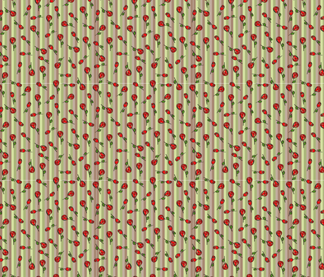 Roses are red fabric by jessysantos on Spoonflower - custom fabric