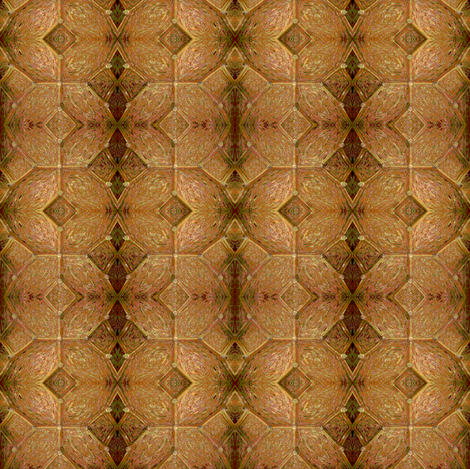 Brick ceiling fabric by greennote on Spoonflower - custom fabric