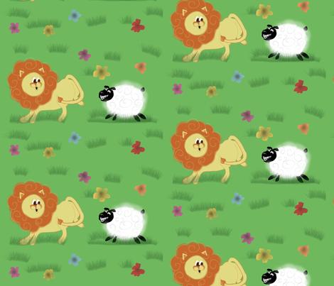 Marching Orders fabric by cealvee on Spoonflower - custom fabric