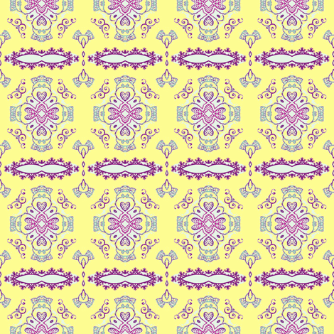 pretty-ed-ed-ch-ch fabric by kerryn on Spoonflower - custom fabric