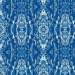 Indigo Blue Navy/White/Sky Blue