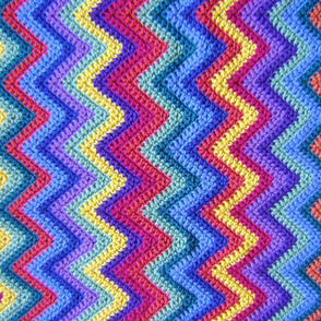 Inspired Chevron Rainbow