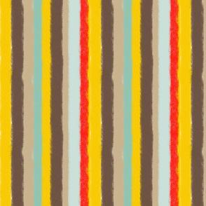 red acid Stripe