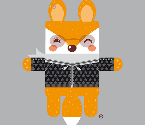 Cosy Fox Pal