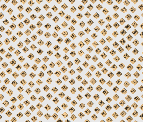 games with Elements - diagonal repeat fabric by weavingmajor on Spoonflower - custom fabric