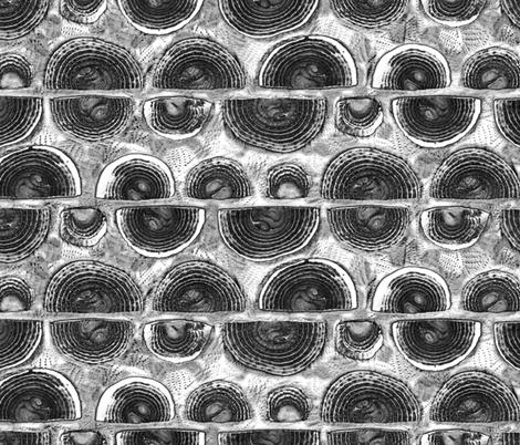 Lunula - 4 - Small fabric by heytangerine on Spoonflower - custom fabric