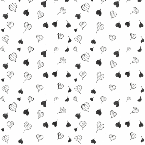 Hearts Delight fabric by egprestonhouse on Spoonflower - custom fabric