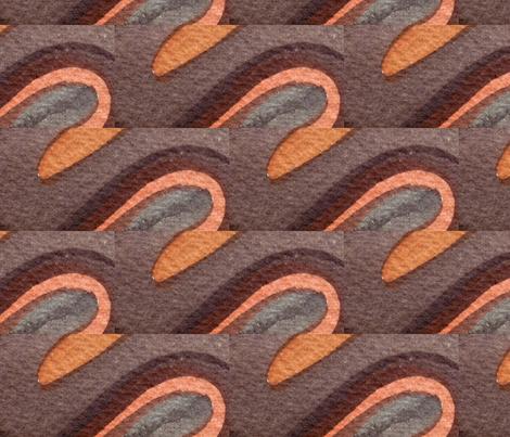 Metalic Bitumen fabric by neekburkitt on Spoonflower - custom fabric