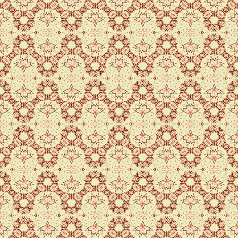 Vintage fabric by kerryn on Spoonflower - custom fabric
