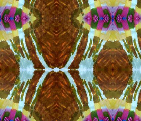 Nature Crawling Rasberry fabric by neekburkitt on Spoonflower - custom fabric