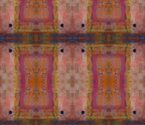 Marekesh Silk fabric by neekburkitt on Spoonflower - custom fabric