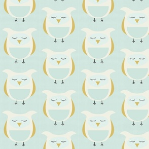 City Park Owls - Percy