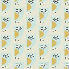 City Park Owls - Liam