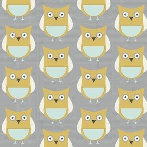 City Park Owls - Finn