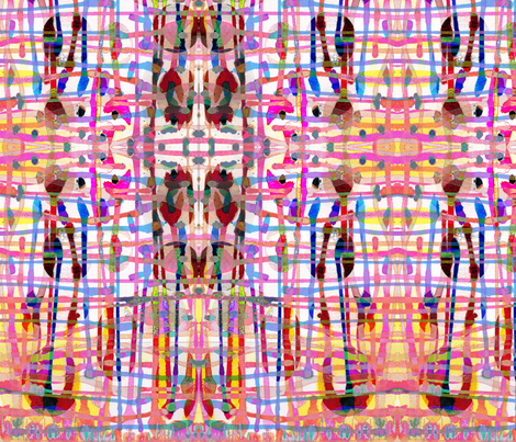 """Spring Again"" fabric by elizabethvitale on Spoonflower - custom fabric"