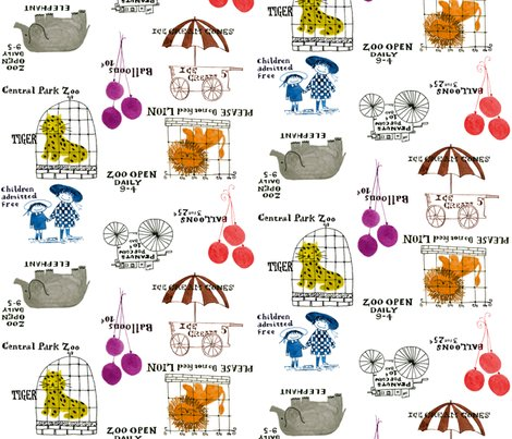 Central_park_zoo_by_peacoquette_designs_shop_preview