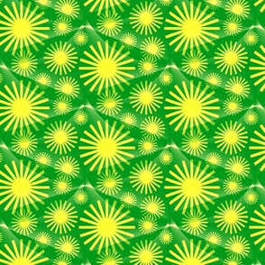 green_fan_with_suns