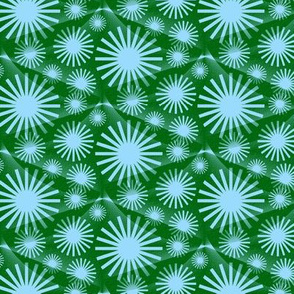green_fan_with_blue_suns_textured
