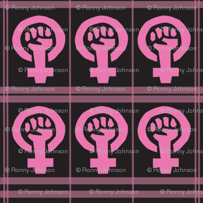 Girl Power Plaid