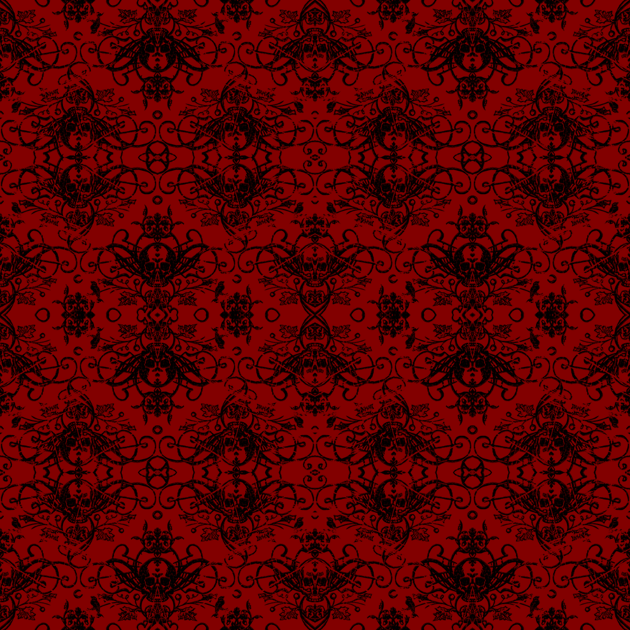and red damask background - photo #8