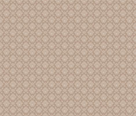 Vintage Damask fabric by geekycuties on Spoonflower - custom fabric