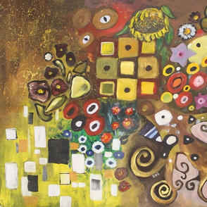 Tribute to Klimt