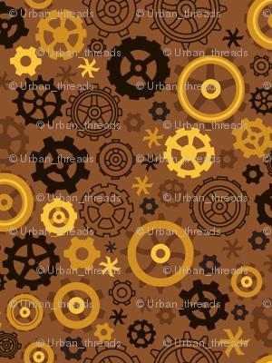 SteampunkGEAR_gold