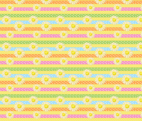 oopsie-daisy fabric by mammajamma on Spoonflower - custom fabric