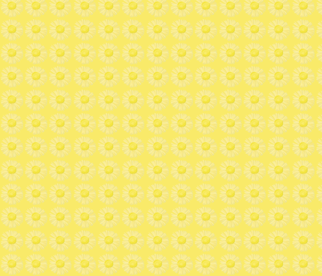 oopsie-daisy coordinate fabric by mammajamma on Spoonflower - custom fabric
