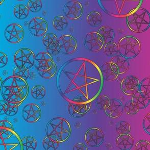 Rainbow_Pentacle