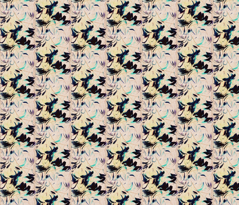 Light As A Feather fabric by justjoycelyn on Spoonflower - custom fabric