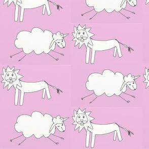 Lion&lamb