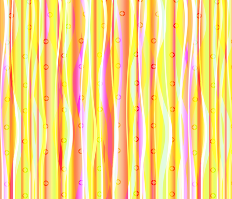 Wavy Lines fabric by tomhaggerty on Spoonflower - custom fabric