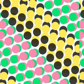 Overlayed Dots