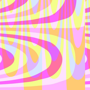 70's Swirls