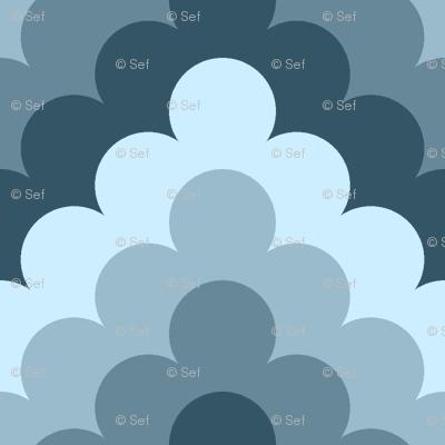 01829942 : knobbly zigzag