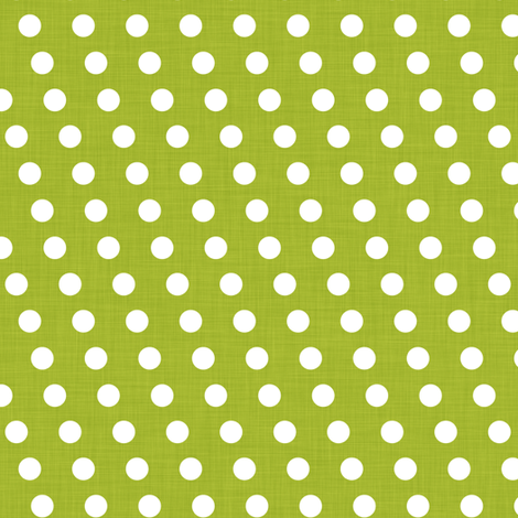 Lucy Polka Dot fabric by spellstone on Spoonflower - custom fabric