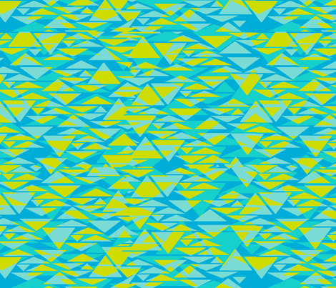 triangules_1_bright_2_repeat fabric by isabel_isaza on Spoonflower - custom fabric