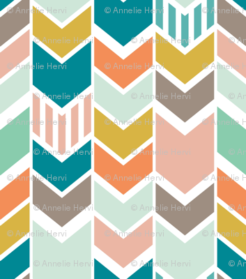 Wedding Chevron