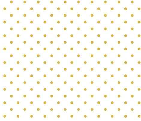 Gold Polka Dots (Large) fabric by mrshervi on Spoonflower - custom fabric