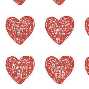 Heart Polkadot