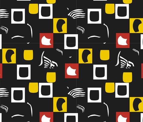 africans fabric by raji on Spoonflower - custom fabric