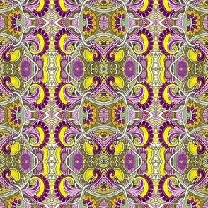 Shut Up and Eat That Eyeball Soup (abstract vertical stripe)