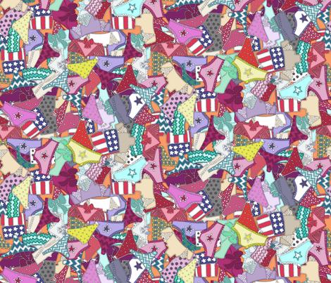 knickers fabric by scrummy on Spoonflower - custom fabric