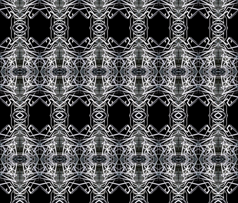 Static  fabric by whimzwhirled on Spoonflower - custom fabric