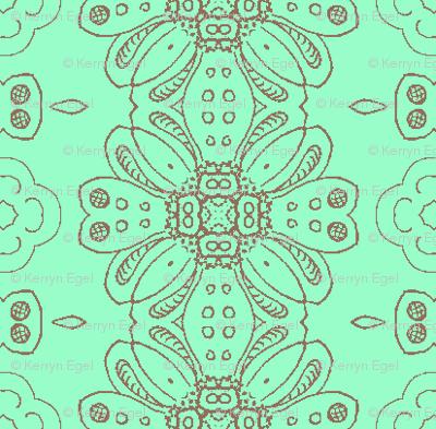 daisy chain mint