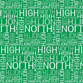 North High New Green